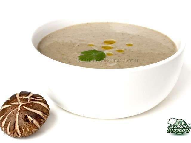 Recettes de soupe de la cuisine de bernard for A cuisine de bernard