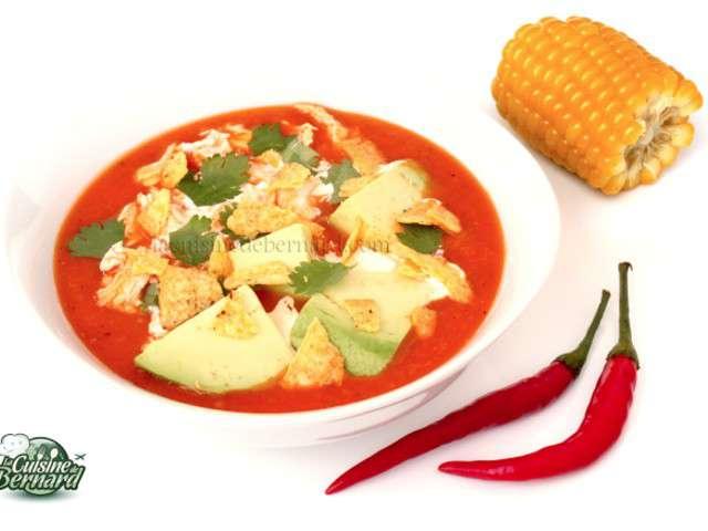 Recettes de soupe de la cuisine de bernard for Cuisine de bernard