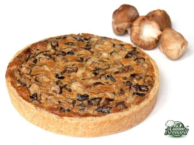 Recettes de shiitake de la cuisine de bernard for Cuisine bernard