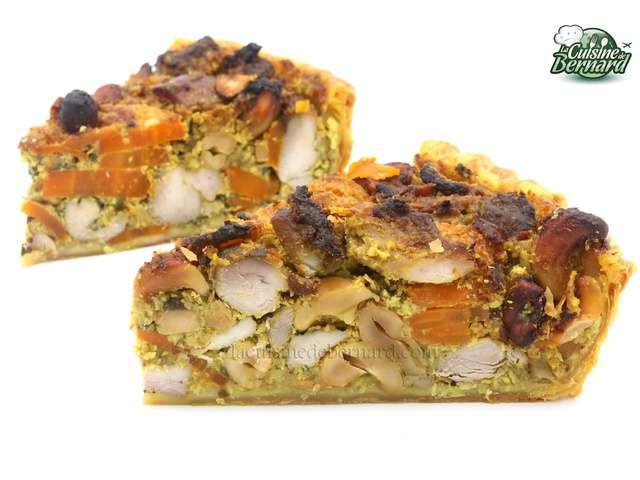 Recettes de carottes de la cuisine de bernard for Cuisine bernard