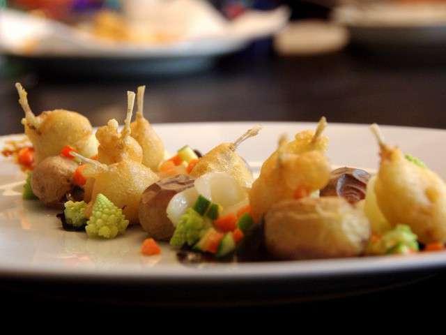 Recettes de cuisses de grenouilles et cuisine au four - Comment cuisiner des cuisses de grenouilles surgelees ...