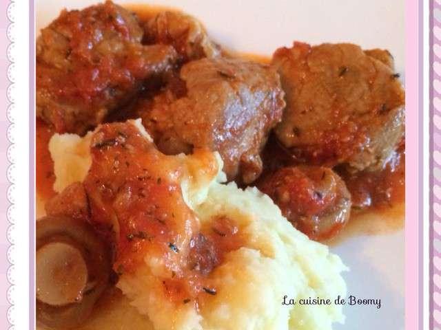 Recettes de filet mignon de porc et champignons - Cuisine filet mignon de porc ...