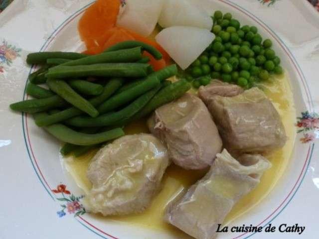 Recettes de blanquette de veau 6 - Cuisine blanquette de veau ...