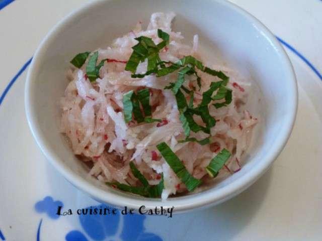 Recettes de salades de la cuisine de cathy for Rape de cuisine