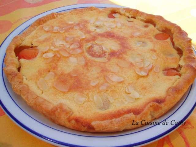 Recettes de tartes et tarte aux abricots 7 - Recette de tarte aux abricots ...