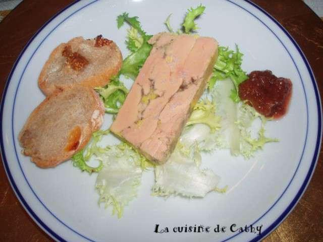 recettes de terrine de foie gras. Black Bedroom Furniture Sets. Home Design Ideas