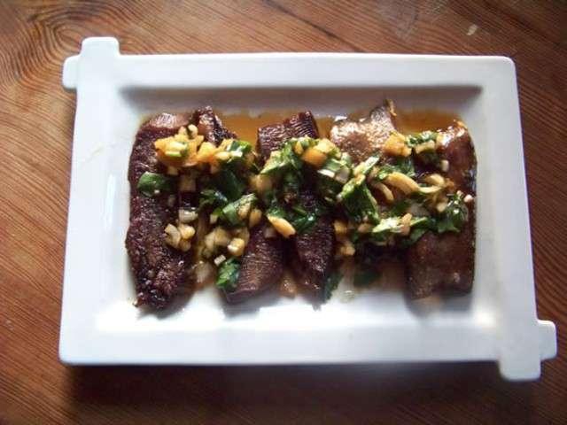 Recettes de plancha de la cuisine de christophe certain - Cuisine a la plancha ...