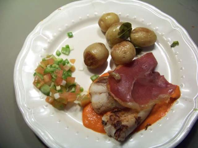 Recettes de plancha de la cuisine de christophe certain - Plancha de cuisine ...
