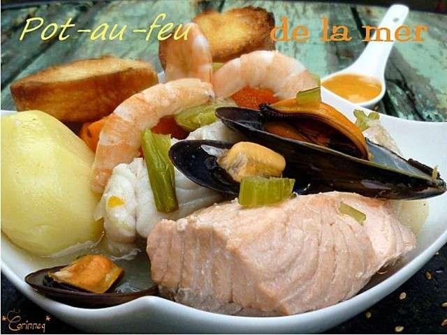 Recettes de la mer de la cuisine de coco - C est au programme recettes de cuisine ...
