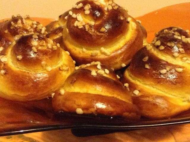 Recettes de brioches de la cuisine de djoumana - La cuisine de monique ...