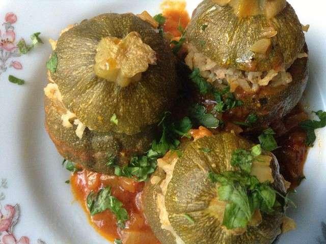 Recettes de courgettes farcies de la cuisine de djoumana - Blog de cuisine orientale pour le ramadan ...