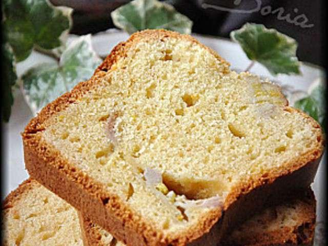 Cake Farine Epeautre Banane
