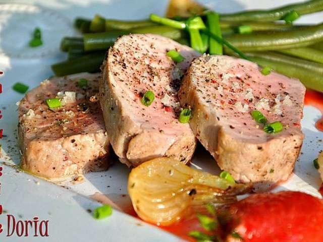 Exceptionnel Recettes de Filet Mignon de La cuisine de Doria EC98