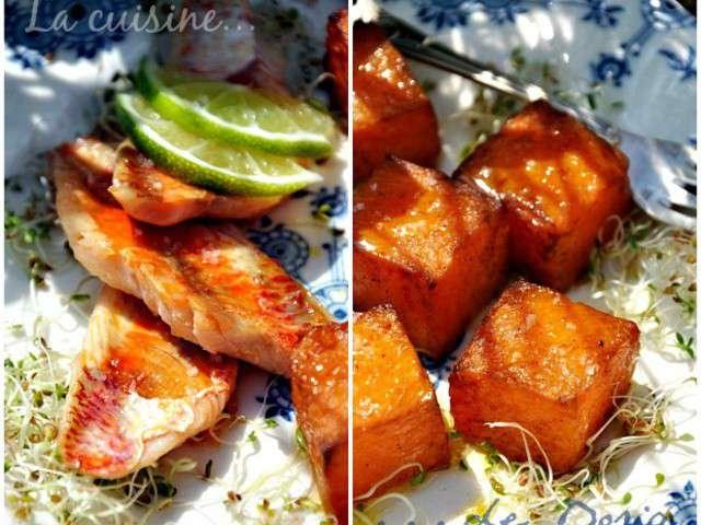 Recettes de rougets de la cuisine de doria - La cuisine des italiens ...