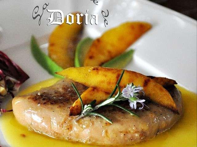 recettes de foie gras po l et sauces. Black Bedroom Furniture Sets. Home Design Ideas