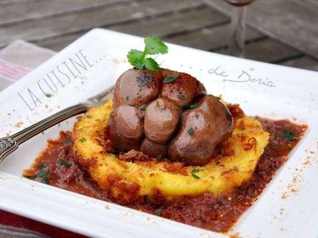 Recettes de rognons et pomme de terre - Cuisiner rognons de veau ...