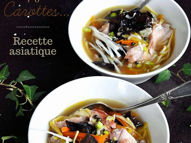 Recettes de Poivre et Soupe