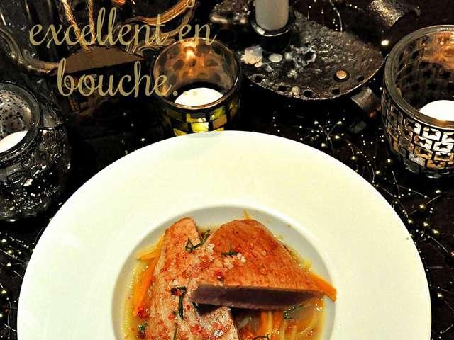 Recettes De Thon Rouge - Cuisiner du thon rouge