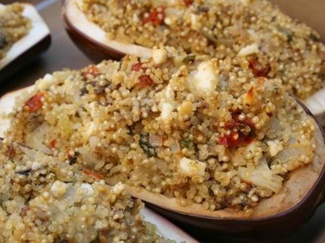 Recettes de quinoa de la cuisine de francoise - C est au programme recettes de cuisine ...