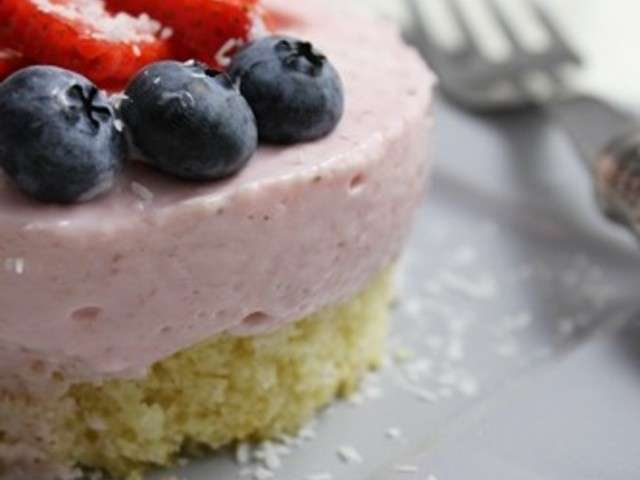 Recette Cheese Cake Sans Cuisson Maizena