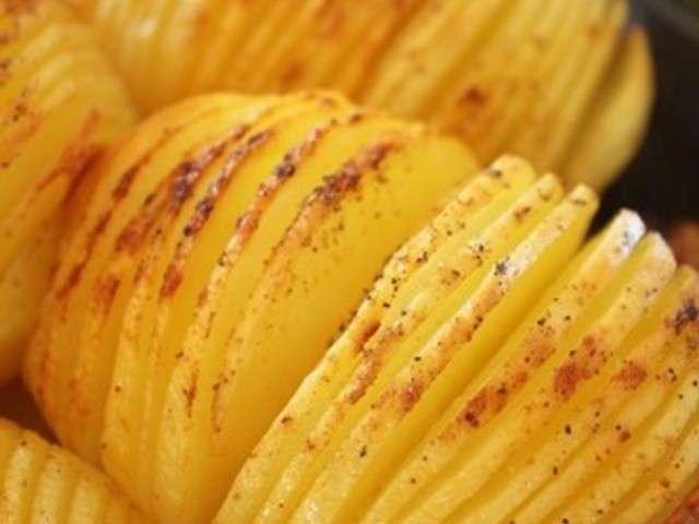 Recettes de pomme de terre et cuisine au four 12 for Rangement pomme de terre cuisine