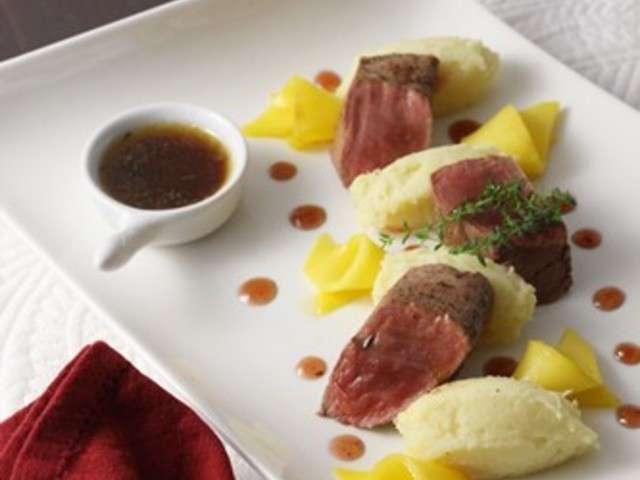 Recettes de steak et pur e - Cuisiner du marcassin ...