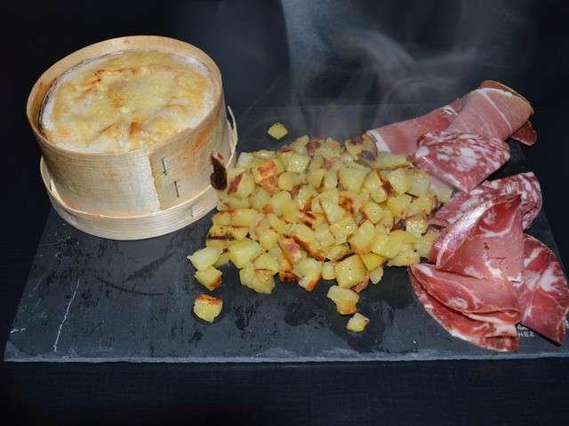 Recettes de fondues et mont d 39 or - Cuisson mont d or au four ...