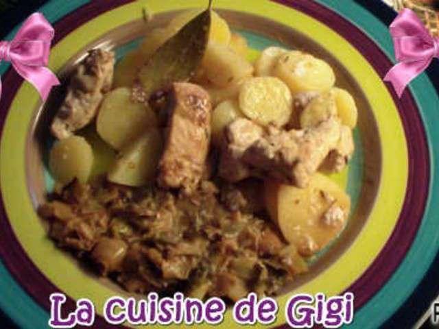 Recettes De Pomme De Terre De La Cuisine De Gigi