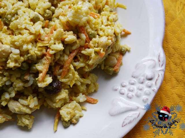 Recettes de noix de cajou et riz 2 for Poudre de riz cuisine