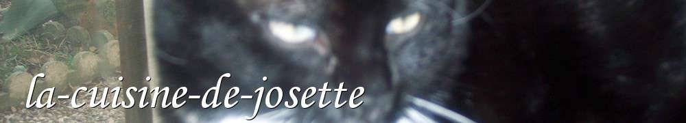 La Cuisine De Josette   De La Cuisine De Josette