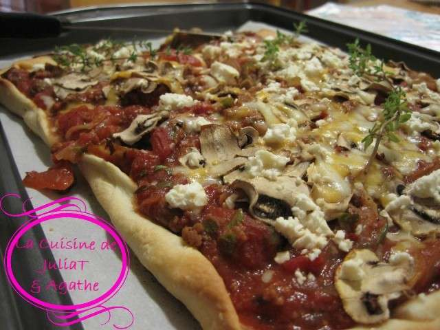 Recettes de champignons de la cuisine de julia t et agathe for Blog cuisine minceur