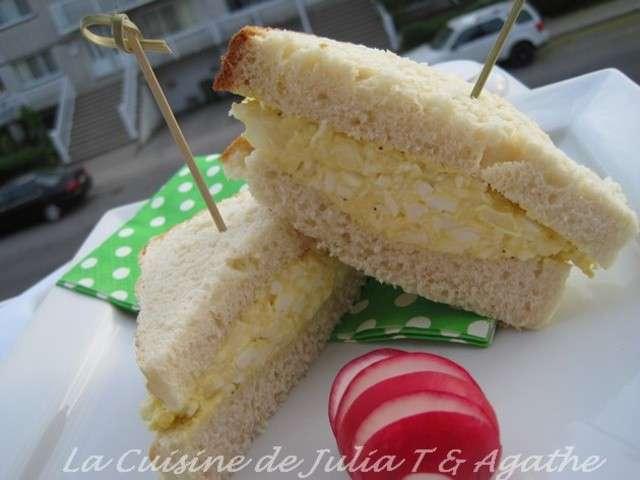 Recettes de sandwich et pique nique 3 - Recette sandwich pain de mie ...