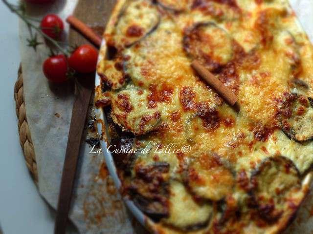 Recettes de moussaka et cuisine all g e - Blogs recettes de cuisine ...