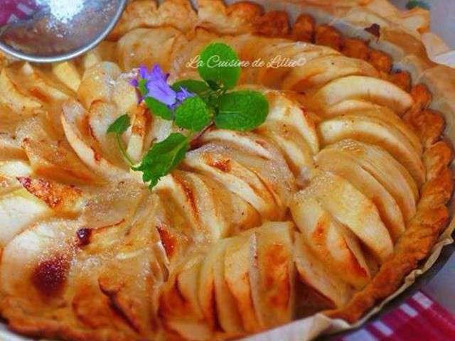 Recettes de tarte aux pommes et cuisine facile 2 for Blog de cuisine facile