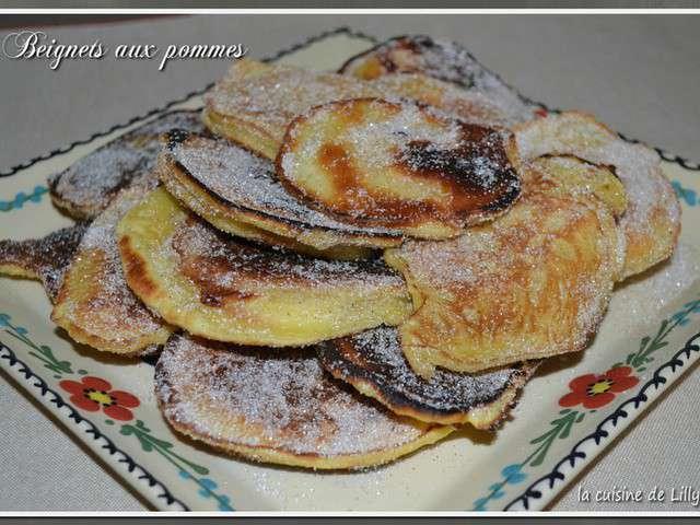 Recettes de beignets aux pommes et beignets 3 - La ferme aux beignets ...