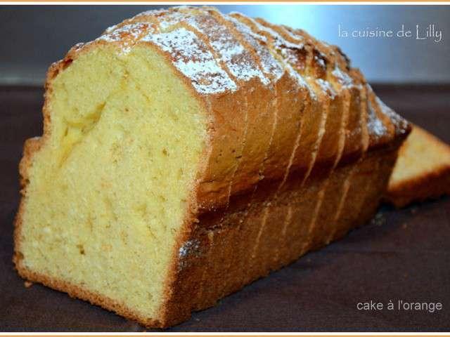 Recette Cake Aux Clementines Confites