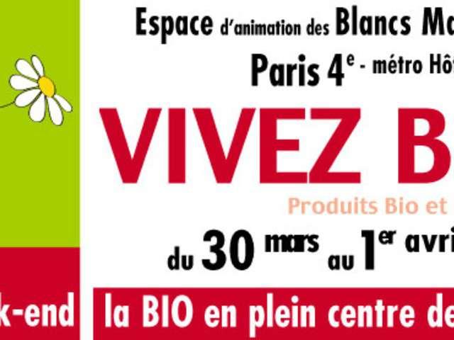 Recettes de paris de la cuisine de lilou92 for Salon bio paris