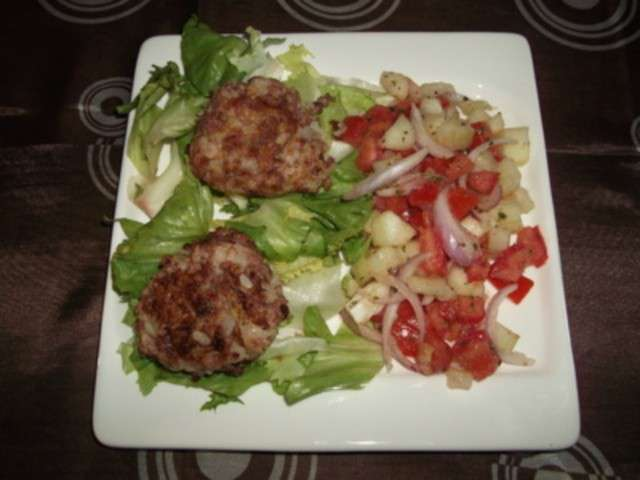 Recettes de viande et boulettes 33 for Accompagnement cuisine