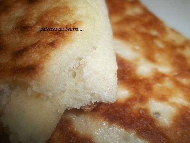 Recettes de matlou3 et galette for La cuisine au beurre