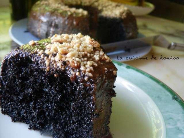 Recettes de gateau au cacao - Gateau au yaourt hyper moelleux ...