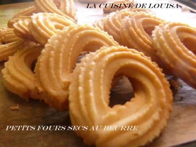 Recettes de gateaux secs de la cuisine de louisa for Petit four cuisine