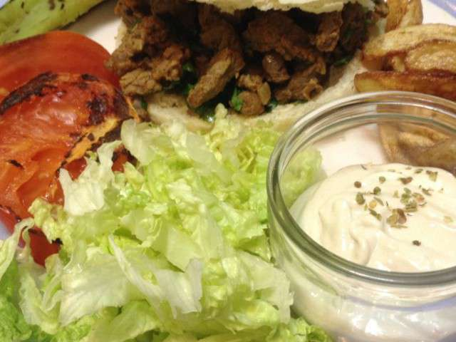 Recettes de pain arabe pita main du monde for Ateliers de cuisine de la maison arabe