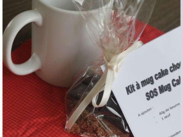 Kit A Offrir Mug Cake
