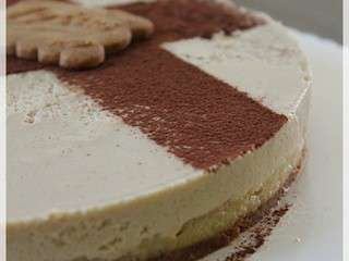 Délice pomme spéculoos (thermomix)