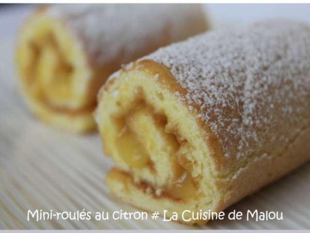 Recettes de desserts de la cuisine de malou - C est au programme recettes de cuisine ...