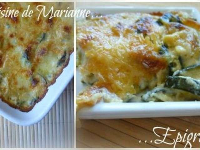 Les meilleures recettes de gratin de courgettes et for Accompagnement cuisine