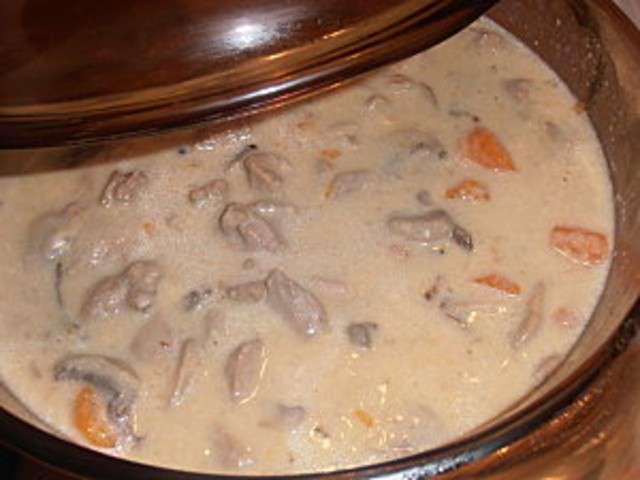 Les meilleures recettes de grand m re et blanquette de veau - Cuisine blanquette de veau ...