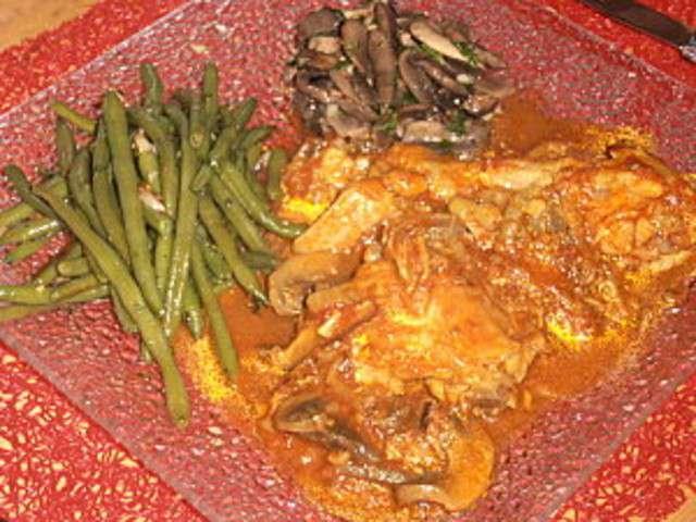 Recettes de safran et poulet 5 - C est au programme recettes de cuisine ...