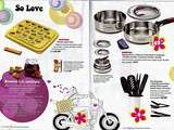 Ravioles party forme coeur Tupperware