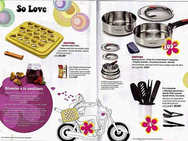 Recettes de tupperware de la cuisine de marie 2 for La cuisine c est marie